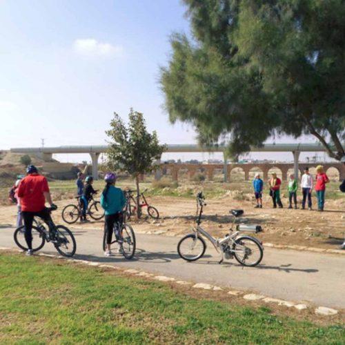 מגשר עד גשר – סיור בפארק נחל